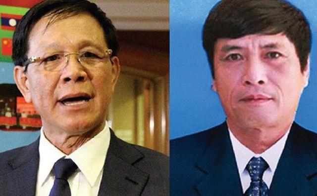 Cựu Trung tướng Phan Văn Vĩnh và 103 người trong vụ đánh bạc nghìn tỷ bị đề nghị truy tố 1