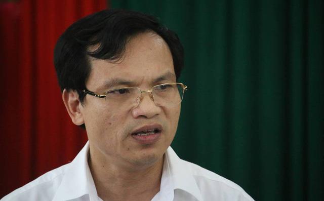 Giám đốc Sở GD&ĐT Sơn La vắng mặt khi công bố sai phạm thi vì