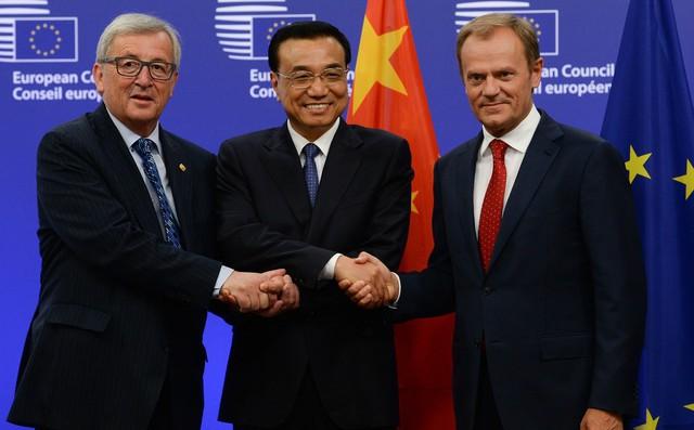 """Lôi kéo EU cùng chống Mỹ, Trung Quốc bị dội ngay """"gáo nước lạnh"""""""
