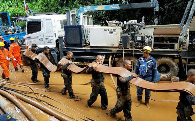 Vụ cứu hộ đội bóng: Mất ruộng, nông dân Thái Lan vẫn lạc quan vì