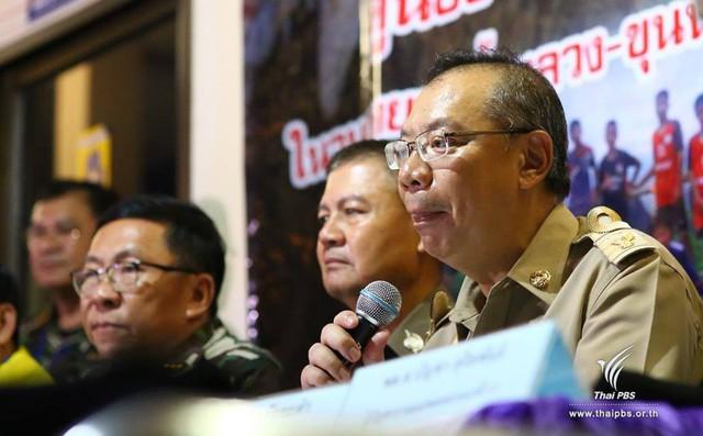 Đợt 3 chiến dịch giải cứu đội bóng nhí Thái Lan chuẩn bị bắt đầu  1