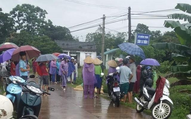 Phát hiện một thầy giáo dạy võ tử vong bên mương nước ở Quảng Ninh 1