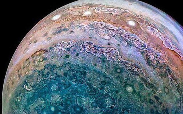 Sao Mộc - ảnh: NASA