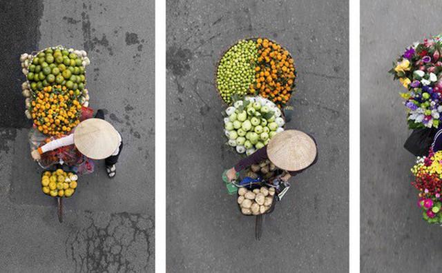 Sau Cầu Vàng, những bức chụp người bán hàng rong Hà Nội hút hồn các nhiếp ảnh gia thế giới