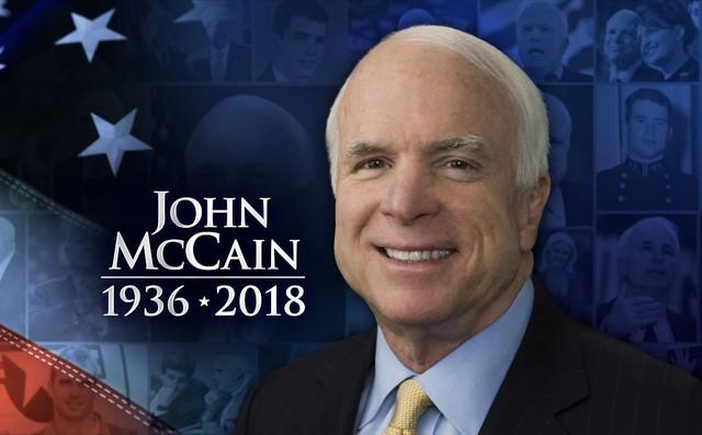 Tỉ phú Michael Bloomberg: Nước Mỹ lớn lên nhờ những nhà lãnh đạo liêm chính và trọng danh dự như McCain