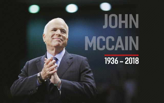 John McCain: Người gọi Biển Đông là