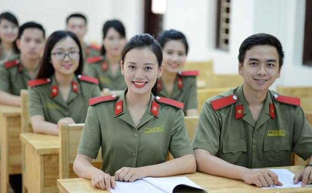 Các thủ khoa của Học viện An ninh năm 2018 đều là thí sinh của Lạng Sơn và Hòa Bình 1
