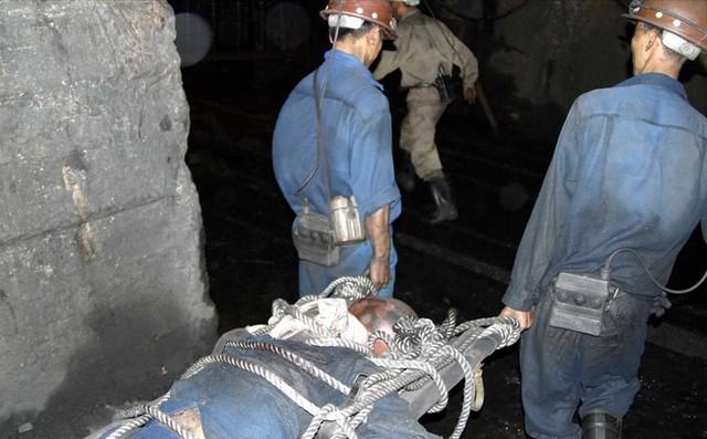 Sập hầm than ở Quảng Ninh trong đêm, một người tử vong 1