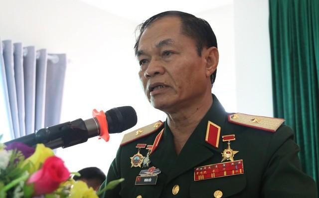 Thiếu tướng Hoàng Kiền: