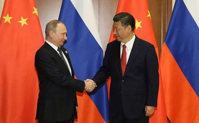 """""""Cơn sóng ngầm"""" trong quan hệ Nga – Trung Quốc"""
