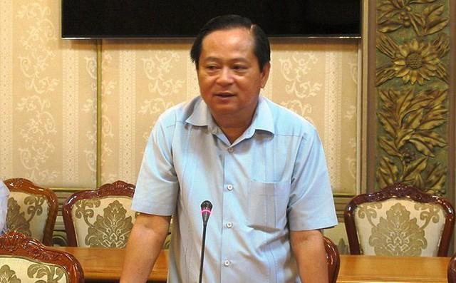Khởi tố cựu Phó Chủ tịch UBND TP.HCM và 7 bị can liên quan vụ Vũ 'nhôm' 1