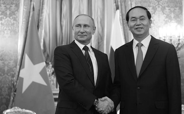 Tổng thống Putin: Chủ tịch nước Trần Đại Quang là người có tầm nhìn xa và bản lĩnh chính trị 1
