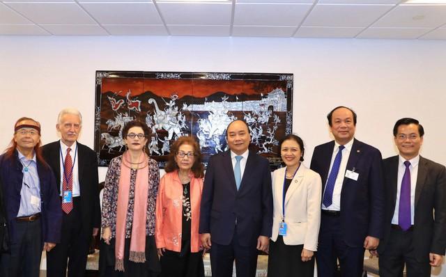 Lãnh đạo nhiều nước ủng hộ Việt Nam làm Uỷ viên Hội đồng Bảo an LHQ 1