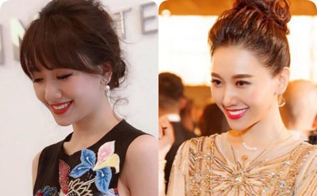 Hari Won - Nhã Phương: Vợ của 2 danh hài hot nhất showbiz Việt lại có 1 điểm chung nhan sắc mà không phải ai cũng biết