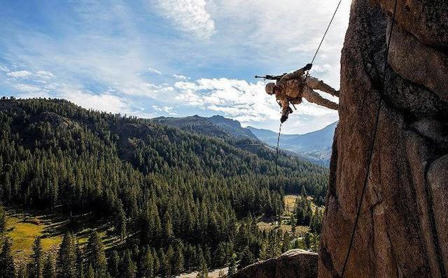 Lính Mỹ chuẩn bị cho chiến tranh rừng núi như thế nào?