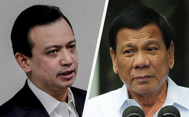 Thượng nghị sĩ Philippines thách Tổng thống xét nghiệm ma túy