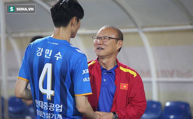 HLV Park Hang-seo nhận thêm ưu đãi từ Hàn Quốc vì chiến tích ở Việt Nam