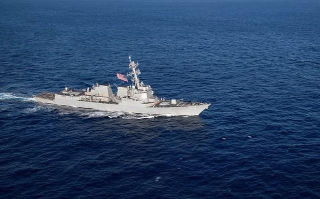 Đàm phán thương mại Trung - Mỹ, Nhà Trắng gây sức ép bằng con bài Biển Đông