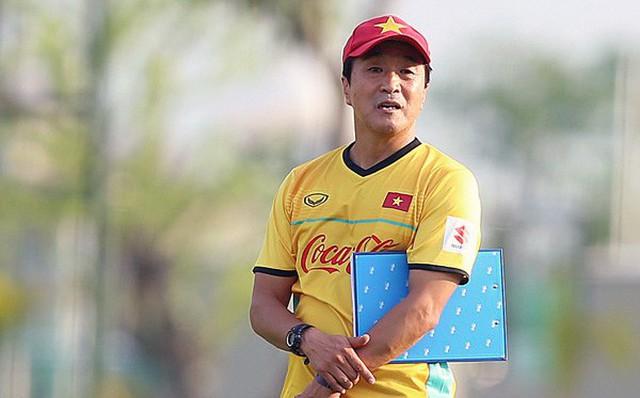 """""""Cánh tay phải' của HLV Park Hang-seo sẽ dẫn dắt U22 Việt Nam dự SEA Games 30"""