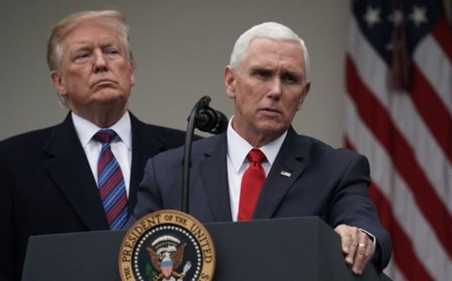 Phó Tổng thống Mỹ Mike Pence lần đầu gặp Thủ lĩnh đối lập Venezuela