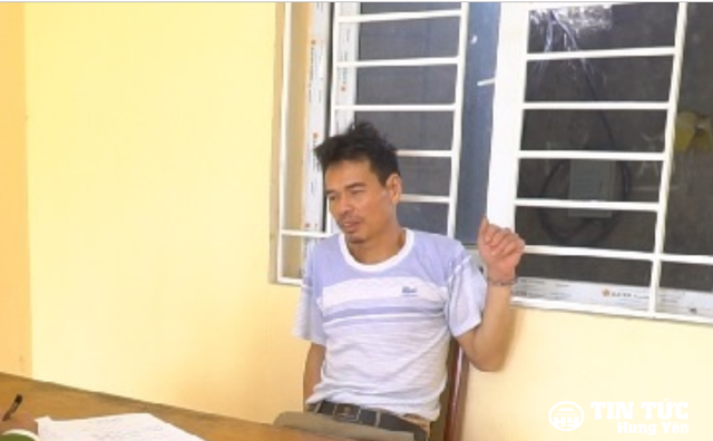 Trưởng và Phó công an xã ở Hưng Yên bị chém khi đang giải thích kiến nghị đất đai