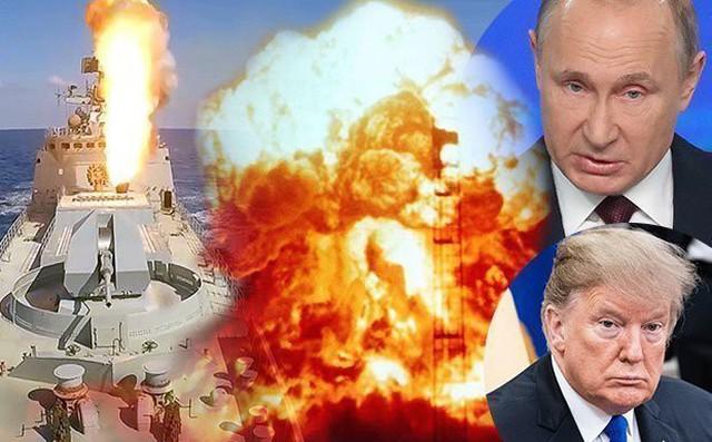 """Anh """"báo động đỏ"""" về tên lửa Nga có thể tấn công lục địa Mỹ trong chưa đầy 5 phút"""