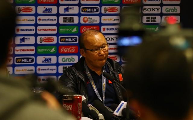 HLV Park Hang-seo thừa nhận U23 Việt Nam thắng may mắn, bất ngờ