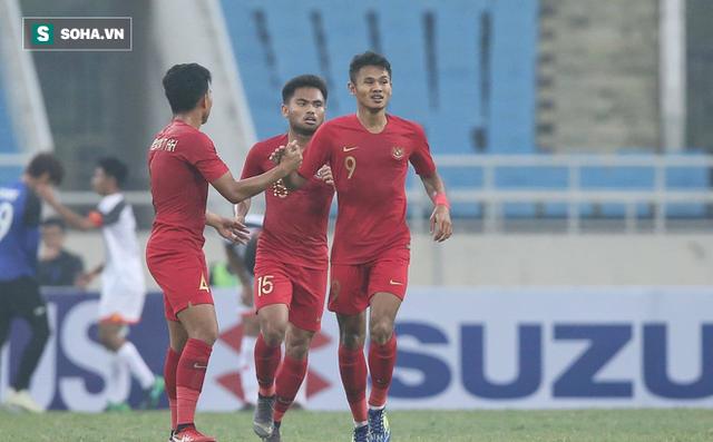 """Indonesia """"thoát hiểm"""" trước Brunei, gián tiếp gây bất lợi cho U23 Việt Nam"""