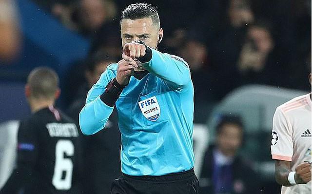 Trọng tài kỳ cựu chỉ ra lý do giúp Man United được hưởng quả penalty định mệnh trước PSG