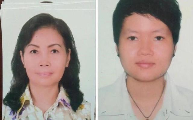 Cận mặt 2 người phụ nữ bí ẩn liên quan vụ 2 thi thể đổ bê tông trong thùng nhựa