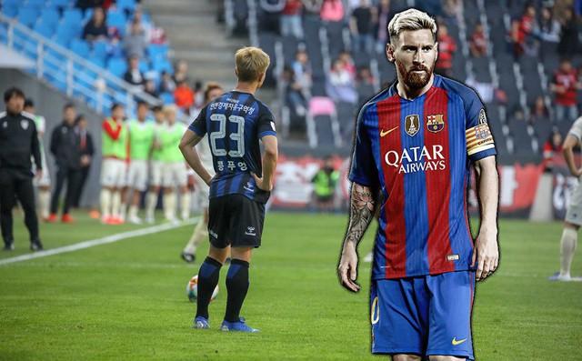 Nghịch lý Messi và sự thật về con số tồi tệ của Công Phượng