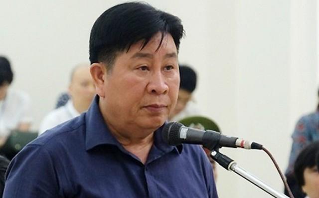 """VKS đề nghị bác kháng cáo xin """"đặc ân"""" hưởng án treo của cựu Thứ trưởng Bộ CA Bùi Văn Thành"""