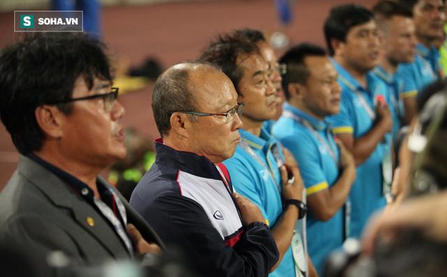 Lời nhận định của phóng viên Thái Lan và nỗi lo về tương lai HLV Park Hang-seo