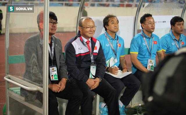 HLV Park Hang-seo đứng top đầu trong cuộc bầu chọn tại Hàn Quốc