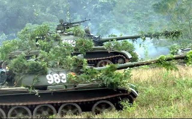 Lữ đoàn xe tăng 206: Nắm đấm thép của Quân khu 4 trên miền Tây xứ Nghệ