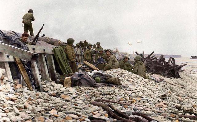 Giải mật: 10 bí mật trong cuộc đổ bộ Normandy mà không phải ai cũng biết?
