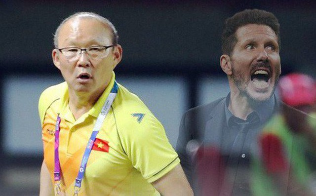 BLV Quang Huy: 'Tôi mong ông Park gắn bó lâu dài để biến Việt Nam thành đế chế như Diego Simeone'