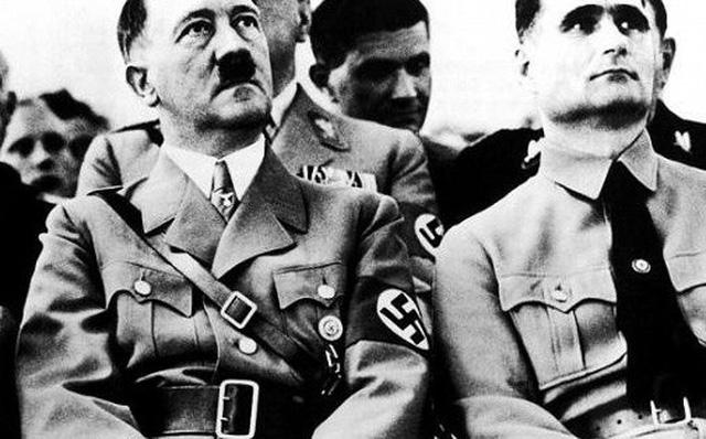 'Kỳ án' phó tướng của Hitler vượt ngục bằng thế thân