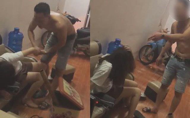 Xôn xao clip thanh niên tát tới tấp rồi mắng chửi bạn gái thậm tệ: Không ai nhường ai, cả 2 lên FB 'tố' nhau ầm ĩ