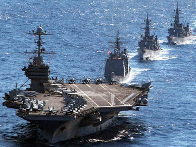 Vũ khí Mỹ sẽ ồ ạt tràn vào Biển Đông?