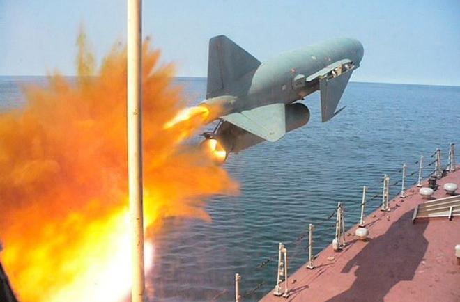 """Điểm danh vũ khí chống tàu """"khủng"""" của Quân đội Việt Nam"""