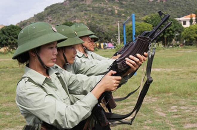 'Bóng hồng' trong Trung đoàn Tàu ngầm Việt Nam