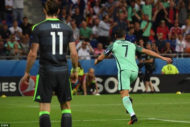 Bồ Đào Nha 2-0 Wales: Phi thường, Ronaldo! - Ảnh 5.