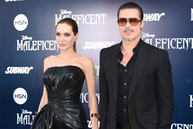 Angelina Jolie và Brad Pitt: Bỗng một ngày ta... chán nhau - Ảnh 6.