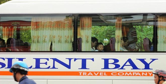 Công ty Silent Bay đã bị thu hồi giấy phép lữ hành quốc tế. (nguồn: soha.vn)