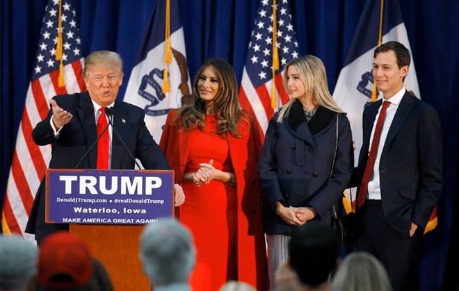 Ai thầm lặng gỡ rối cho Donald Trump? - ảnh 1