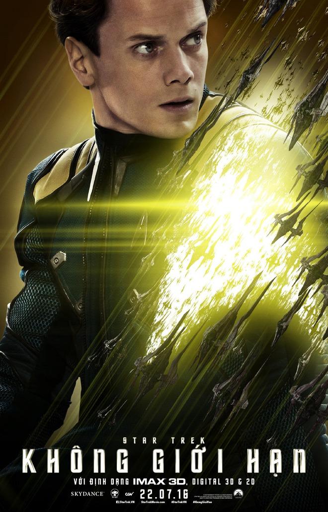 Điều đặc biệt trong Star Trek: Không Giới Hạn  - Ảnh 7.