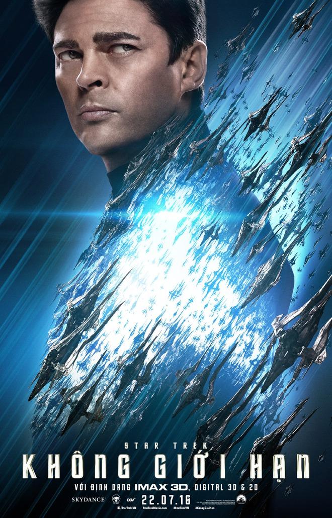 Điều đặc biệt trong Star Trek: Không Giới Hạn  - Ảnh 6.