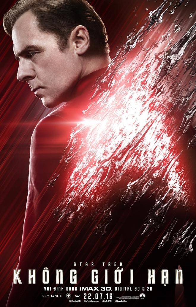 Điều đặc biệt trong Star Trek: Không Giới Hạn  - Ảnh 5.