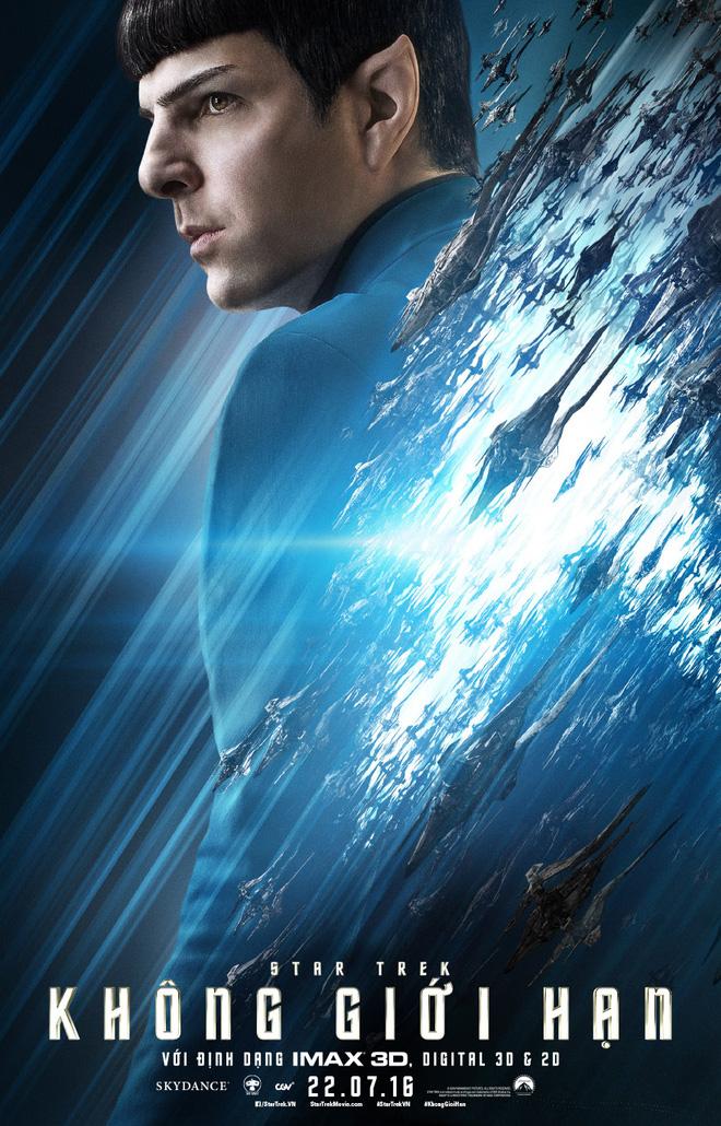 Điều đặc biệt trong Star Trek: Không Giới Hạn  - Ảnh 3.